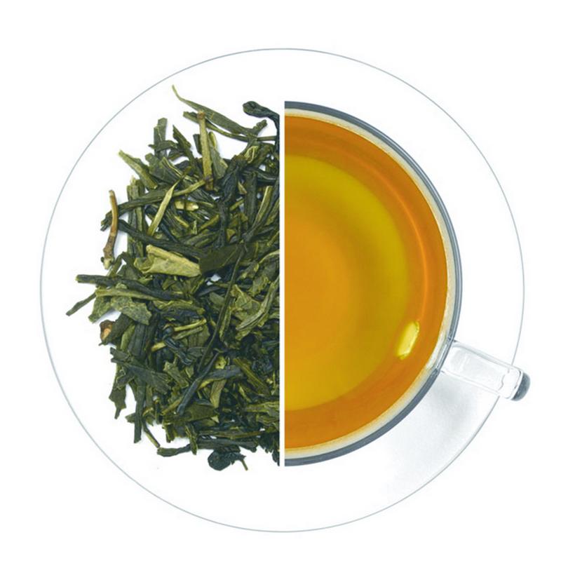 Здесь можно купить практически любой чай